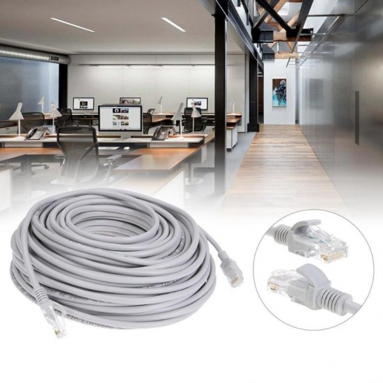 10 Metre Cat5E internet Kablosu KABLO BST-2017p Ethernet Lan